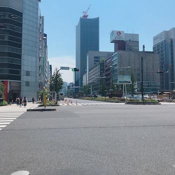 越前屋アクセス 東京駅から